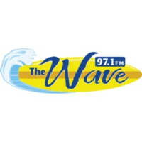 Logo de la radio WAVD 97.1 The Wave