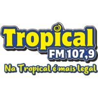 Logo de la radio Rádio Tropical FM 107.9