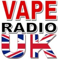 Logo of radio station Vape Radio UK