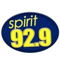 Logo de la radio KKJM Spirit 92.9