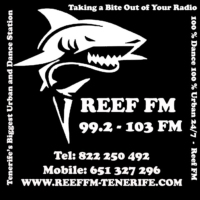 Logo of radio station Reef Fm