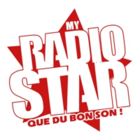 Logo of radio station My Radio Star