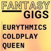 Logo of radio station Fantasy Gigs Stadium Live