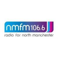 Logo of radio station North Manchester FM 106.6