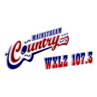 Logo of radio station WXLZ 107.3