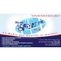 Logo de la radio Radio Sport FM Lomé