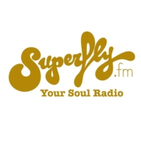 Logo de la radio Superfly FM