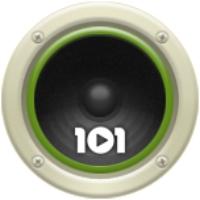 Logo de la radio 101.ru - Indie Music