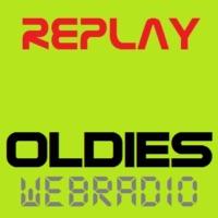 Logo de la radio REPLAY OLDIES