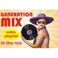 Logo de la radio Generation Mix