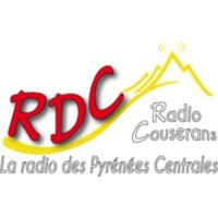 Logo of radio station R.D.C