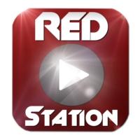 Logo of radio station RED Station