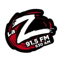 Logo de la radio XECCQ La Z 91.5 FM