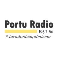 Logo of radio station Portu Radio