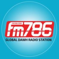 Logo of radio station FM786.COM