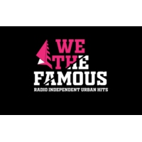 Logo of radio station We The Famous Radio