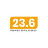 Logo de la radio 23.6 PREMIER SUR LES HITS