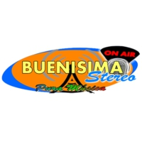 Logo of radio station Buenisima Stereo