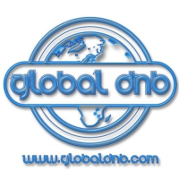 Logo of radio station Global dnb