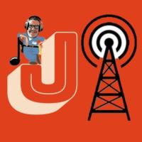 Logo of radio station JannyFM