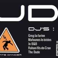Logo de la radio Ultimate Dancer