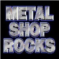 Logo de la radio METAL SHOP