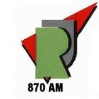 Logo of radio station Radio Universitaria 870 AM