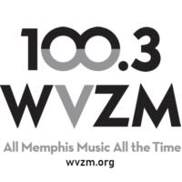 Logo of radio station WVZM 100.3 FM