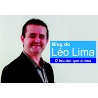 Logo of radio station Rádio Blog do Léo Lima