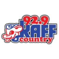 Logo de la radio KAFF Country 92.9