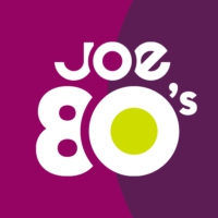 Logo of radio station Joe 80's