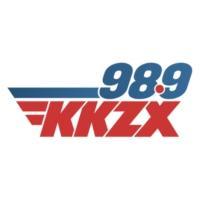 Logo de la radio 98.9 KKZX