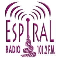 Logo of radio station Espiral Radio 101.2FM