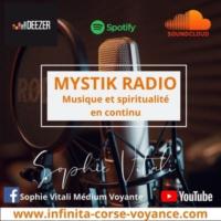 Logo de la radio Mystik Radio