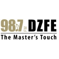 Logo of radio station DZFE 98.7