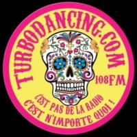 Logo of radio station turbodancing FM