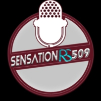 Logo of radio station Radio Sensation 509 INT
