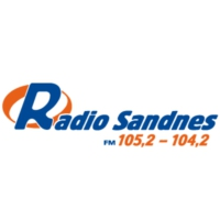 Logo of radio station Radio Sandnes