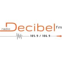 Logo de la radio Décibel FM