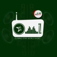 Logo of radio station Glaring Star World Radio