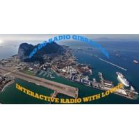 Logo of radio station Go Go Radio Gibraltar