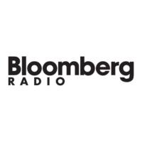 Logo of radio station Bloomberg Radio