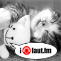 Logo of radio station Laut FM Utune