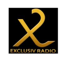 Logo of radio station XCLUSIVRADIO