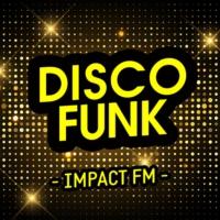 Logo de la radio Impact FM - Disco Funk