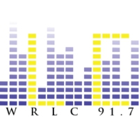 Logo of radio station WRLC 91.7FM