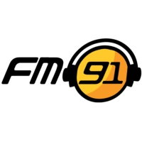 Logo of radio station Radio1 FM91