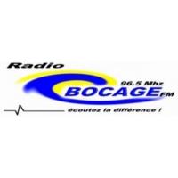 Logo of radio station Radio Bocage 96.5 FM