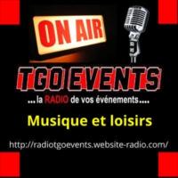 Logo of radio station TGO EVENTS
