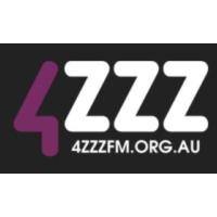 Logo of radio station 4ZZZ Triple Z
